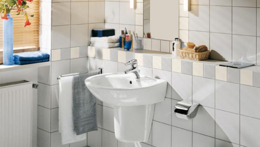 Unit One Mosaik 30x30 Weiss 663300 Villeroy Boch Badfliesen Fliesen Fur Ihr Badezimmer Keramundo