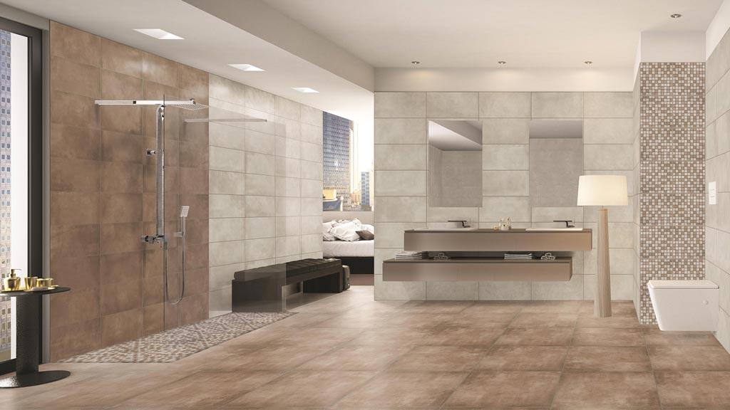 Badezimmer Nur Teilweise Fliesen Fabulous Badezimmer Nur Teilweise